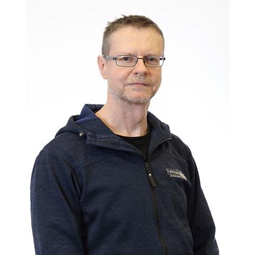 Hans Jacob Haarseth - Grafisk designer Trykkmann